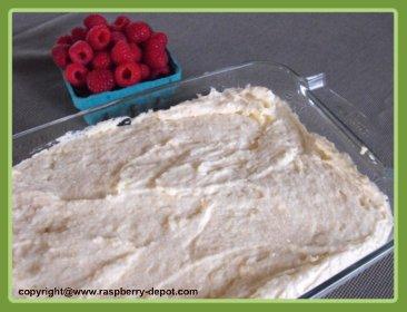 Making Berry Shortcake